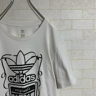 オリジナル(Original)のadidas originals アディダスオリジナルス Tシャツ ロゴ(Tシャツ/カットソー(半袖/袖なし))