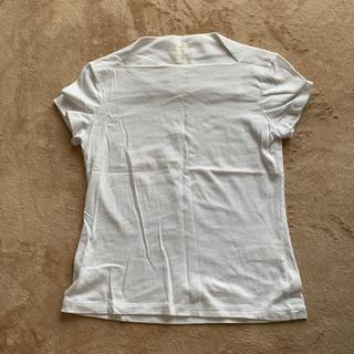ケイトスペードニューヨーク(kate spade new york)のケイトスペード ホワイトTシャツ(Tシャツ(半袖/袖なし))