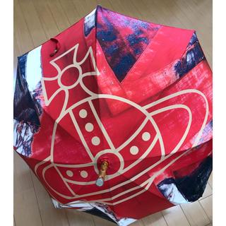 ヴィヴィアンウエストウッド(Vivienne Westwood)の希少 ヴィヴィアンウエストウッド ユニオンジャック 長傘(傘)