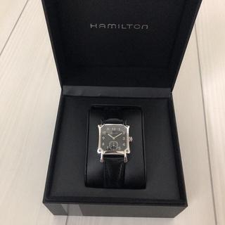 ハミルトン(Hamilton)のHAMILTON watch(レザーベルト)
