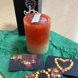 キャンドルジュン(candle june)の新品未使用 キャンドル・ジュン 箱付き(キャンドル)