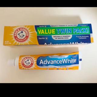 クレスト(Crest)のArm & Hammer アーム&ハマー ホワイトニング 歯磨き粉(歯磨き粉)