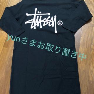 ステューシー(STUSSY)のSTUSSY ワンピ(Tシャツ(長袖/七分))