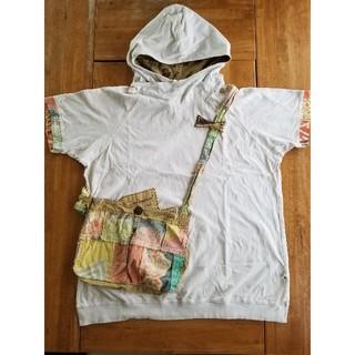 エルロデオ(EL RODEO)のELRODEO★カバン付きBigTシャツ(Tシャツ(半袖/袖なし))