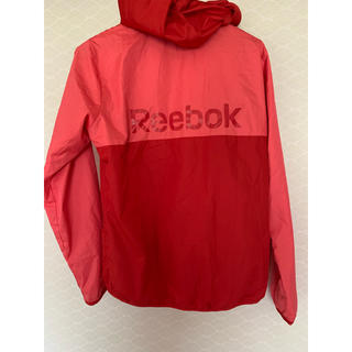 リーボック(Reebok)のReebok ナイロンパーカー(ナイロンジャケット)