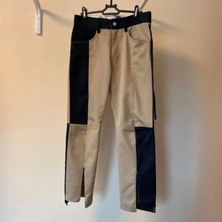 ジエダ(Jieda)のJieda dickies switching pants 19aw(チノパン)