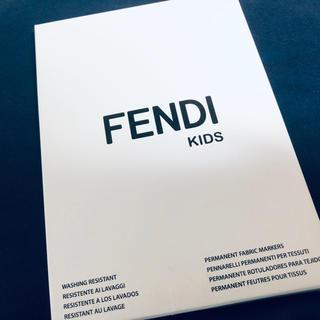 フェンディ(FENDI)のFENDI kids カラーペン 10色(ペン/マーカー)
