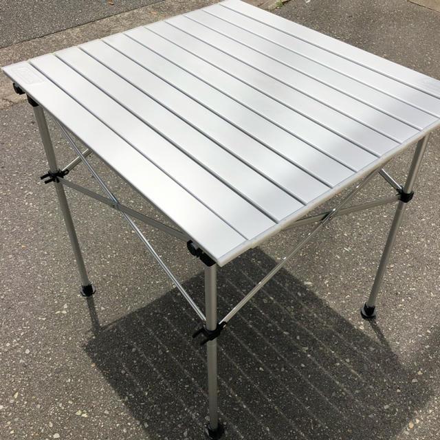 Coleman(コールマン)のコールマン(Coleman) テーブル イージーロール2ステージテーブル/65  インテリア/住まい/日用品の机/テーブル(アウトドアテーブル)の商品写真