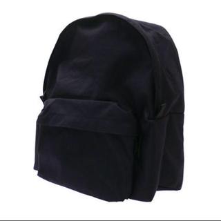 コムデギャルソンオムプリュス(COMME des GARCONS HOMME PLUS)のコムデギャルソン バックパック  BLACK  メンズ (バッグパック/リュック)