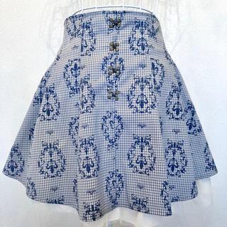 シークレットハニー(Secret Honey)のシークレットハニー☆フリルミニスカート シンデレラ風(ミニスカート)