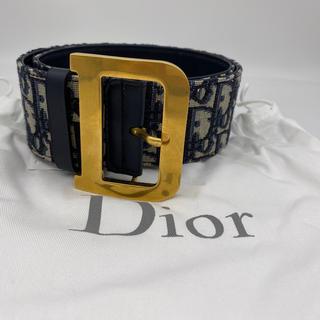 ディオール(Dior)のdior ディオール ベルト オブリーク 新品 国内未入荷 新作(ベルト)