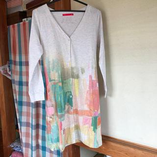 グラニフ(Design Tshirts Store graniph)のグラニフ  カーディガン ワンピース(カーディガン)