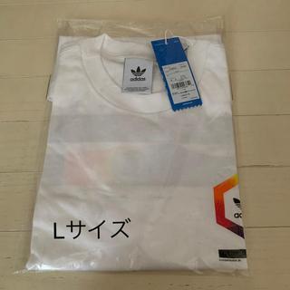 オリジナル(Original)のアディダス(adidas) 半袖Tシャツ(Men's)【新品 未開封】(Tシャツ/カットソー(半袖/袖なし))