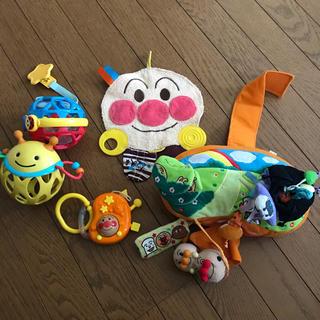 アンパンマン(アンパンマン)のアンパンマン  ベビーカー おもちゃ(ベビーカー用アクセサリー)