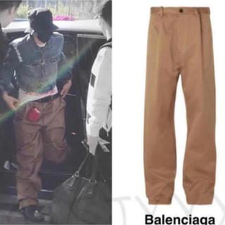 バレンシアガ(Balenciaga)のジヨン着用 balenciaga 17ss スケーターパンツ(スラックス)