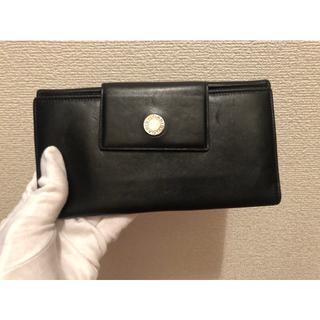 ブルガリ(BVLGARI)のBVLGARI ブルガリ 長財布 ウォレット ブラック 黒(折り財布)
