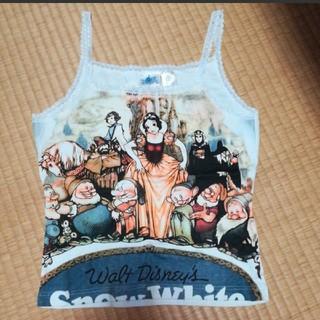 ディズニー(Disney)の新品未使用タグ付◆ディズニー◆白雪姫◆七人の小人◆snow white◆キャミ(キャミソール)