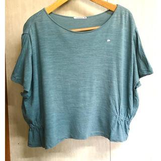 ミナペルホネン(mina perhonen)のミナペルホネン   mina perhonen カットソー(Tシャツ(半袖/袖なし))