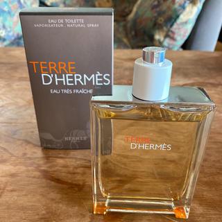 エルメス(Hermes)のHERMÈS エルメス オードトワレ(香水(男性用))