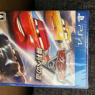 ディズニー(Disney)の新品未開封 カーズ3 勝利への道 PS4 ディズニー(家庭用ゲームソフト)
