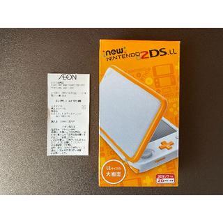 ニンテンドウ(任天堂)の新品未使用 Nintendo NEW ニンテンドー 2DS LL その2(携帯用ゲーム機本体)
