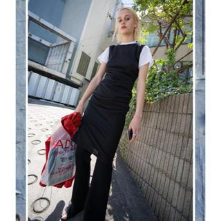 トーガ(TOGA)のperverze zip open dress(ロングワンピース/マキシワンピース)