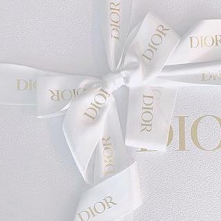 クリスチャンディオール(Christian Dior)のレア‼️Dior  リボン 幅5.3㌢ 長さ100㌢(ラッピング/包装)