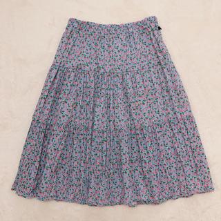 シップス(SHIPS)の【manako様専用】SHIPS*花柄スカート*X-LARGE(スカート)