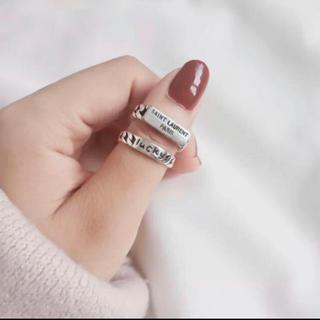 イヴサンローランボーテ(Yves Saint Laurent Beaute)の指輪 シルバー リング 925(リング(指輪))