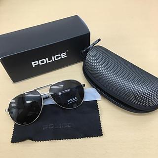 ポリス(POLICE)の正規品  POLLCE ポリス サングラス (正規箱、ケース付き)(サングラス/メガネ)