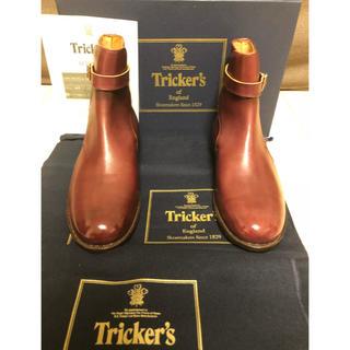 トリッカーズ(Trickers)の[新品]トリッカーズ ジョッパーブーツ UK8(ブーツ)