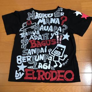 エルロデオ(EL RODEO)のエルロデオのTシャツ(Tシャツ(半袖/袖なし))