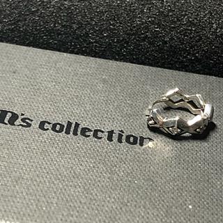エムズコレクション(M's collection)の【値下げ】M's collection ピアス フープ 片耳 エムズコレクション(ピアス(片耳用))