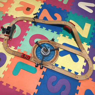 Disney - Cars 木製レール