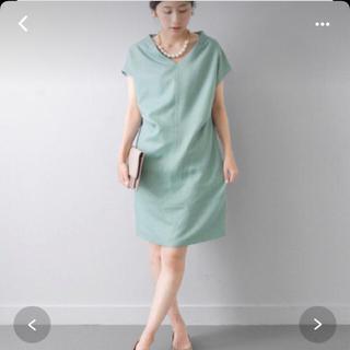 ドアーズ(DOORS / URBAN RESEARCH)のアーバンリサーチドアーズ ドレス ワンピース(ミディアムドレス)