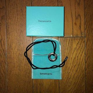 ティファニー(Tiffany & Co.)のTiffany vintage Atlasロープネックレス(ネックレス)