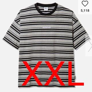 ジーユー(GU)のGU × STUDIO SEVEN コラボ  ボーダーT(Tシャツ/カットソー(半袖/袖なし))