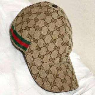 グッチ(Gucci)のグッチ 帽子(キャップ)