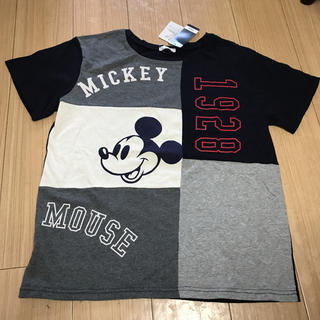 ミッキーマウス(ミッキーマウス)の新品タグ付 ミッキーマウス ミッキー  Tシャツ  XLサイズ(Tシャツ(半袖/袖なし))