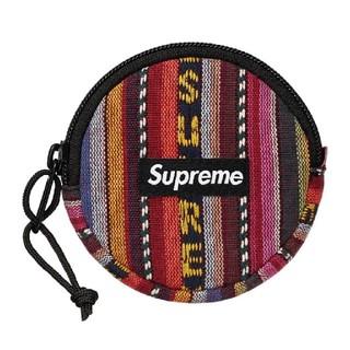 シュプリーム(Supreme)のSupreme Woven Stripe Coin Pouch(コインケース/小銭入れ)