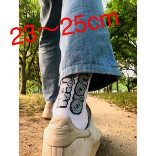 ジーユー(GU)のGU × STUDIO SEVEN コラボ ソックス(靴下)(ソックス)