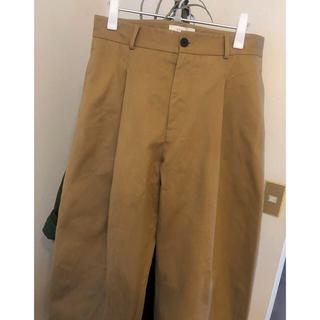 ワンエルディーケーセレクト(1LDK SELECT)のSTUDIO NICHOLSON  bridges pants (チノパン)