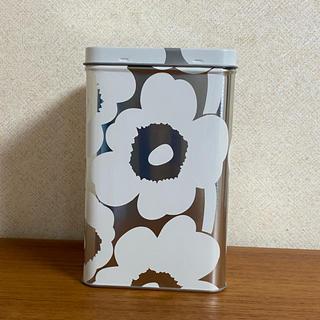 マリメッコ(marimekko)のマリメッコ 缶(小物入れ)