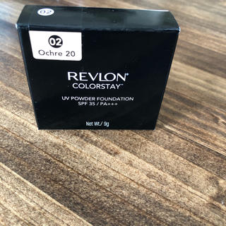 レブロン(REVLON)の新品未開封✧︎レブロン カラーステイ UV パウダー ファンデーション(ファンデーション)
