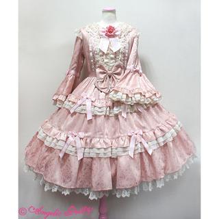 アンジェリックプリティー(Angelic Pretty)のRomantic Rose Princessワンピース(ひざ丈ワンピース)
