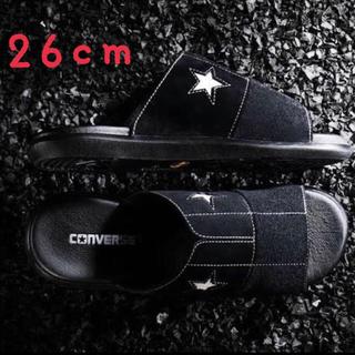 コンバース(CONVERSE)のCONVERSE ADDICT ONE STAR SANDALワンスター26cm(サンダル)