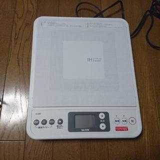 サンヨー(SANYO)のSANYO IHクッキングヒーター(調理機器)
