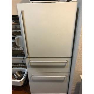 ムジルシリョウヒン(MUJI (無印良品))のノン様専用◆無印良品 246L ノンフロン 3ドア冷蔵庫 M-R25B(冷蔵庫)