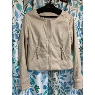 プロポーションボディドレッシング(PROPORTION BODY DRESSING)のジャケット(ノーカラージャケット)