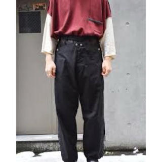 サンシー(SUNSEA)のleh sailor wide wrapping pants(その他)
